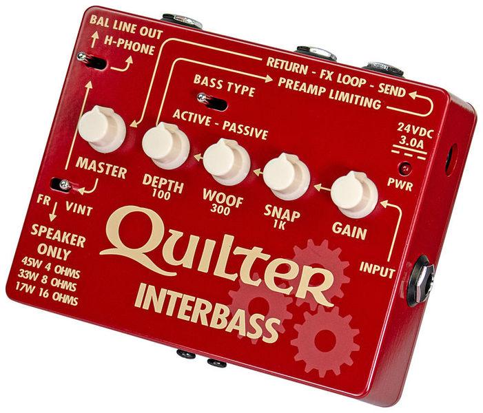 Interbass 45 Quilter