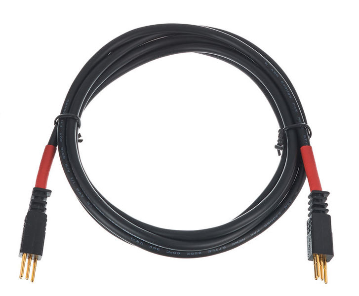 Ghielmetti Patch Cable 3pin 180cm, rt