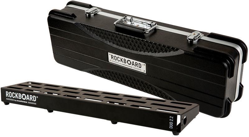 Rockboard Pedalboard w.ABS Case DUO 2.2