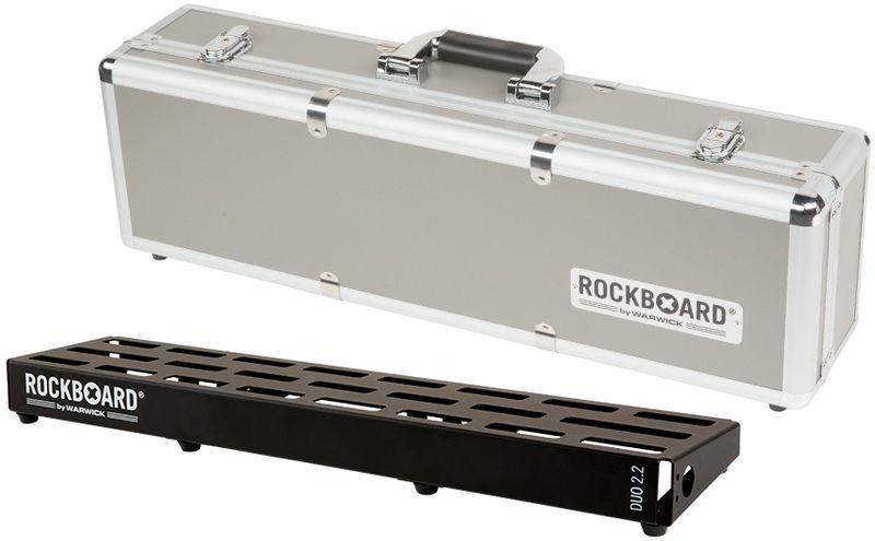Rockboard Pedalboard w. Flight Case 2.2