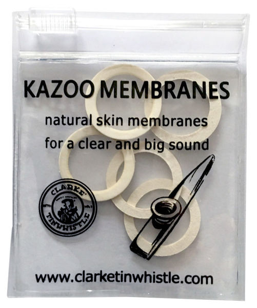 Clarke Kazoo Spare Diaphragm