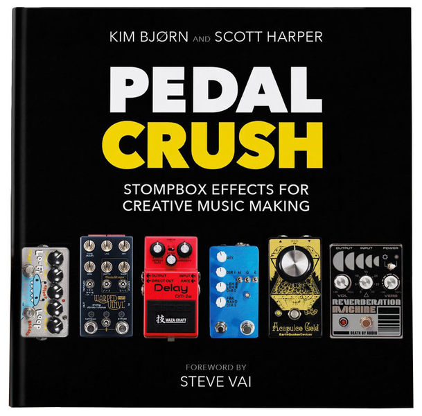 Pedal Crush Bjooks