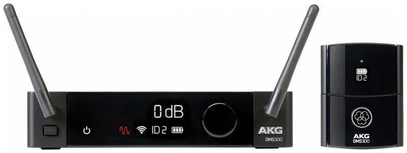 DMS300 Instrumental Set AKG