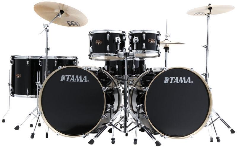 Imperialstar Double B. Set -BK Tama