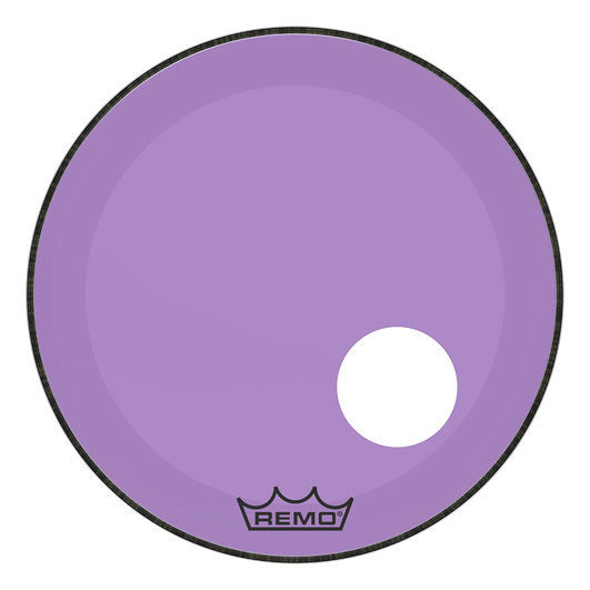 "Remo 20"" P3 Colortone Reso Purple"