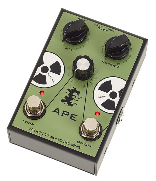 J. Rockett Audio Designs APE Preamp / Boost