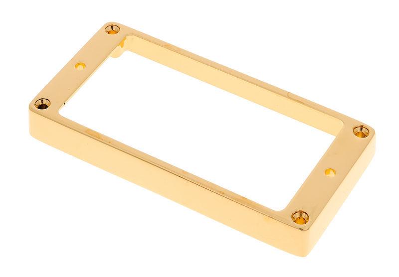 Schaller Humbucker Frame High Gold