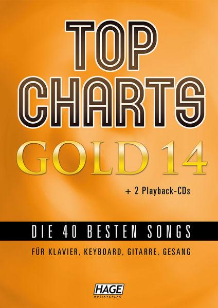 Top Charts Gold 14 Hage Musikverlag