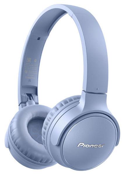 Pioneer SE-S3BT-L Blue