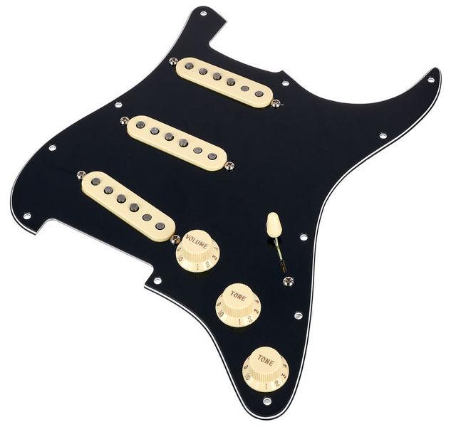 Fender Pre-Wired ST Pickguard 69 BK