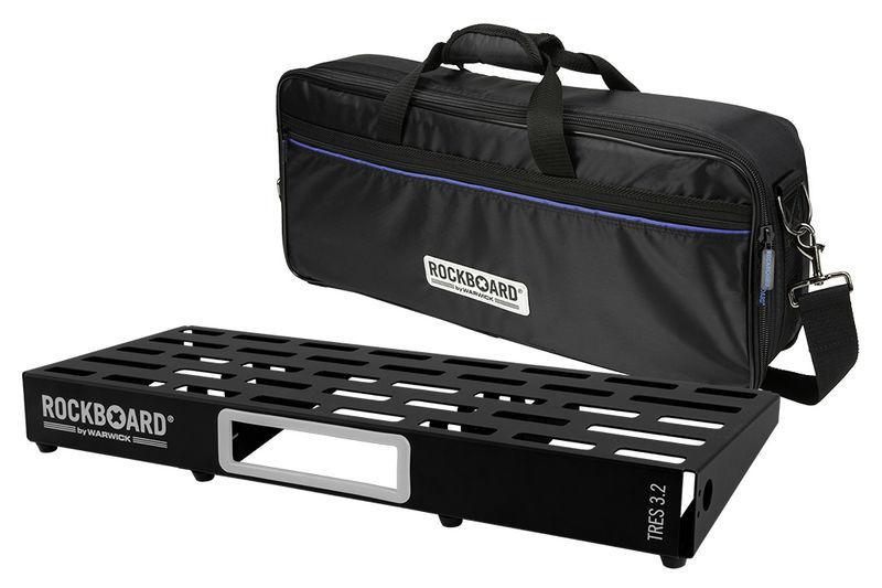 Rockboard Pedalboard w. Gig Bag TRES 3.2