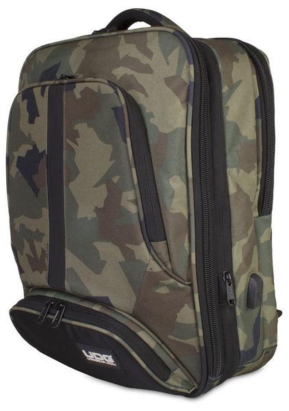 Backpack Slim Black Camo UDG