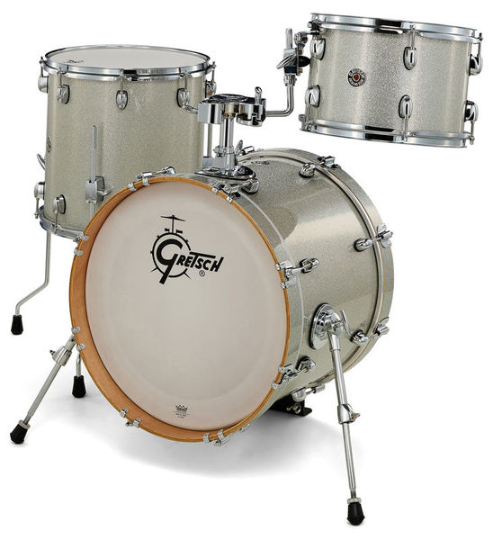 Gretsch Catalina Club Jazz Silver Spkl