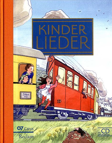 Kinderlieder Liederbuch Carus Verlag