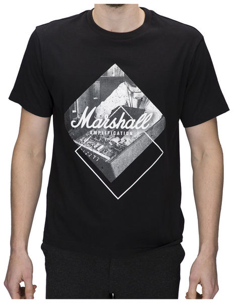 Marshall Handwired T-Shirt XXL