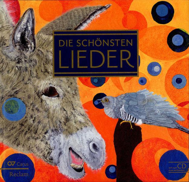 Carus Verlag Die schönsten Lieder