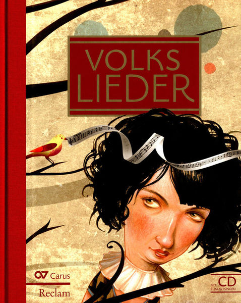 Volkslieder Liederbuch Carus Verlag