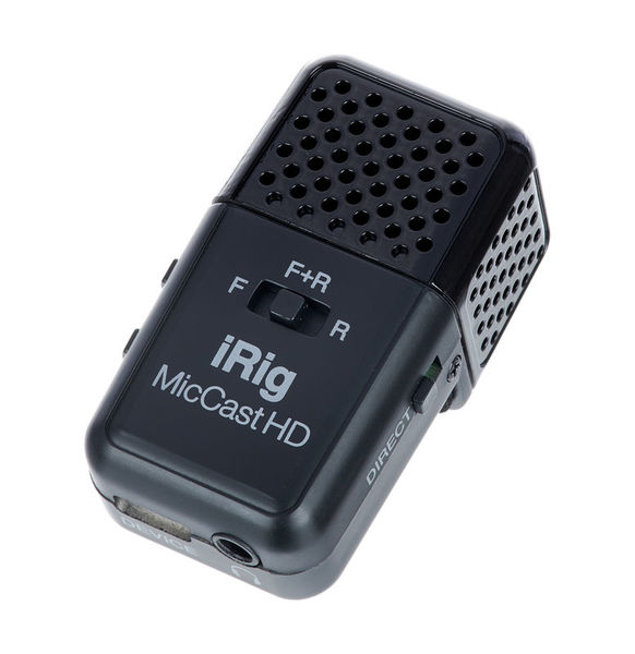 iRig Mic Cast HD IK Multimedia