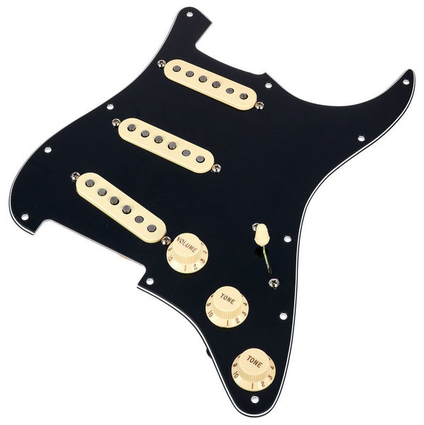 Fender Pre-Wired ST Pickguard Texas