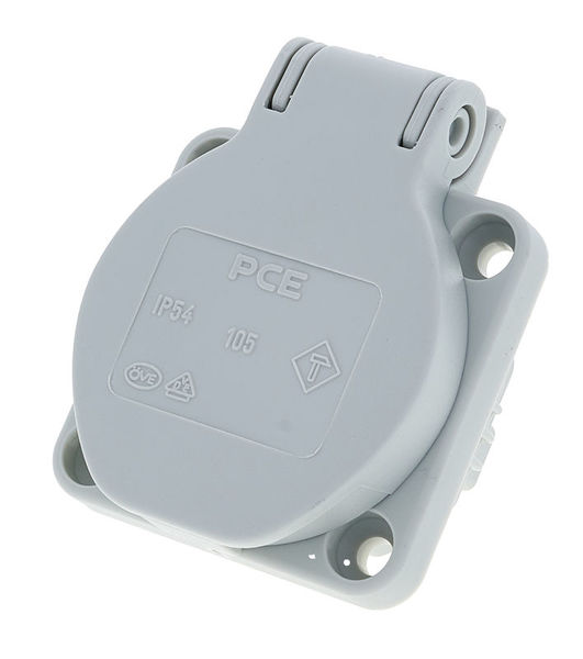 PCE 105-0g S-Nova Socket Grey