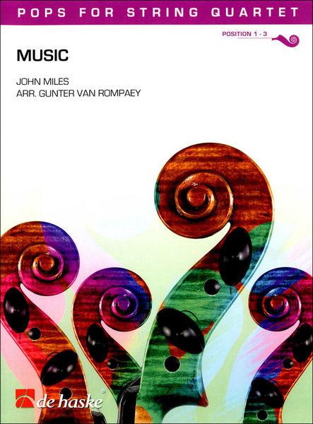 De Haske John Miles Music String Qt.