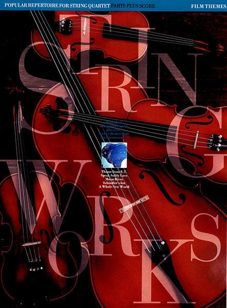 Chester Music Stringworks Film Themes