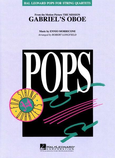 Hal Leonard Gabriel's Oboe String Qt.