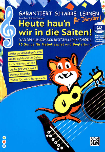 Alfred Music Publishing Heute hau'n wir in die Strings