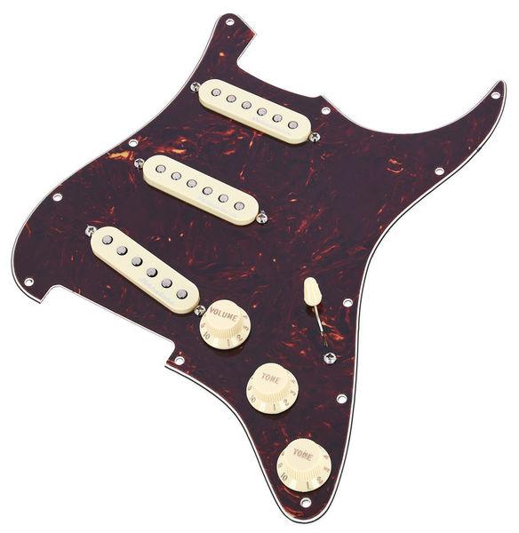 Fender Pre-Wired ST Pickguard Hot N.