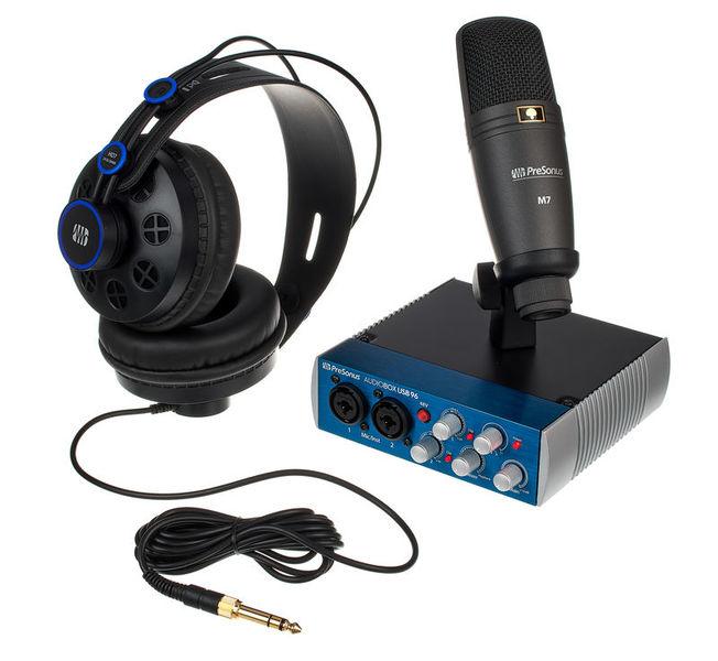 Studio Headphone Set in 2020 | Studio headphones, Usb