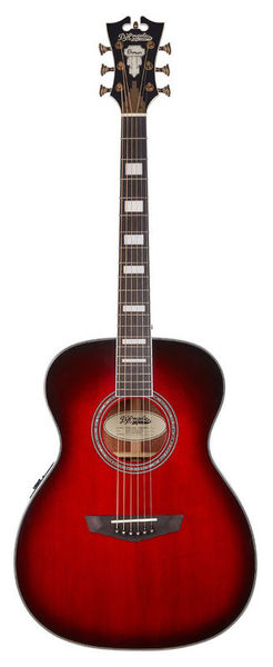 DAngelico Premier Tammany Black Cherry