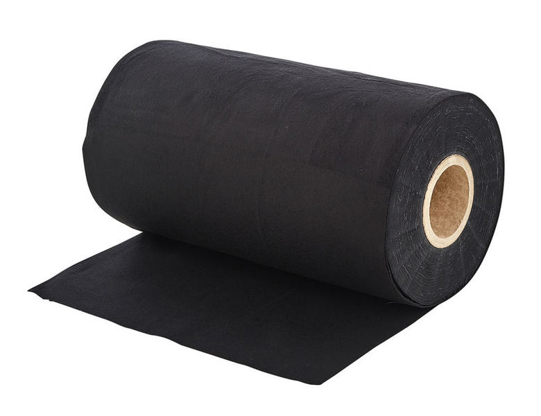 Stairville Stage Skirt Roll 160g/m² 40cm