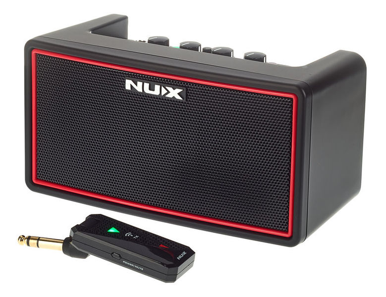 Mighty Air Nux