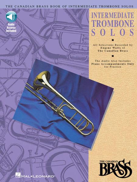 Canadian Brass Trombone Med. Hal Leonard