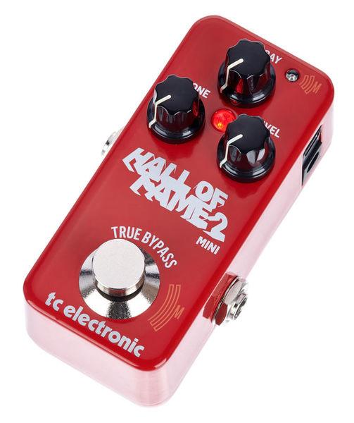 Hall Of Fame 2 Mini Reverb tc electronic