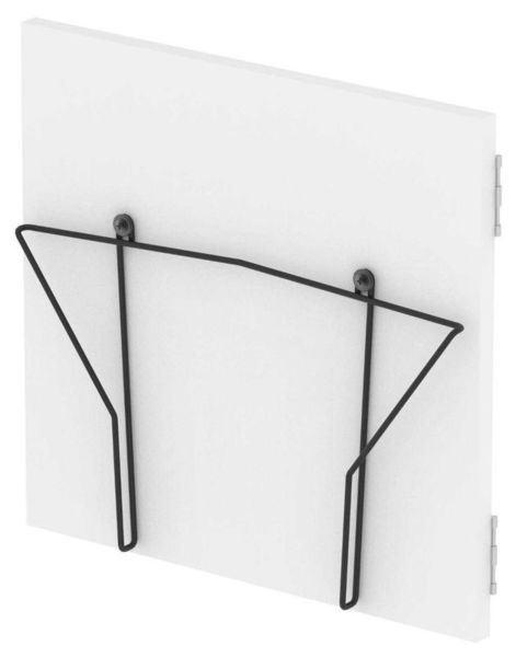Record Box Display Door white Glorious