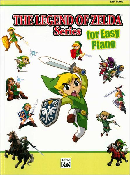 Legend Of Zelda Easy Piano Alfred Music Publishing