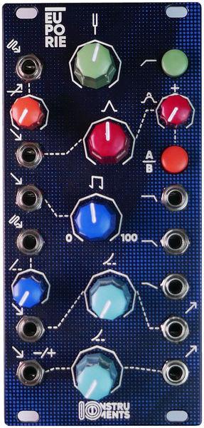 Euporie IO Instruments