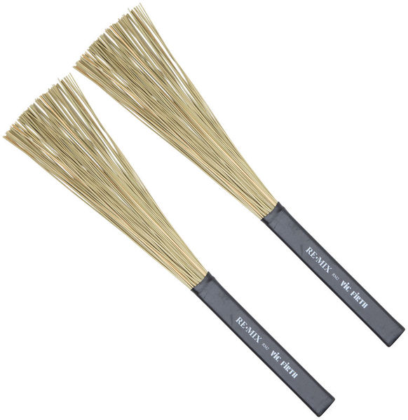 Vic Firth RM2 Remix Brushes Afric. Grass