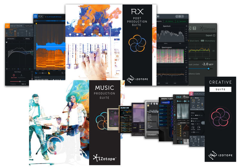iZotope Everything Bundle Crossgrade