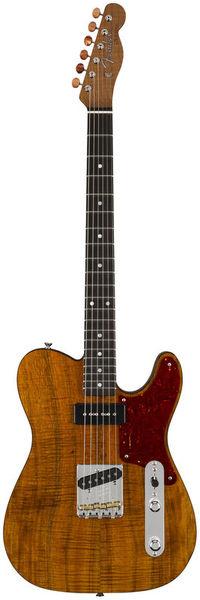 Fender Artisan Tele Thinline Koa AN