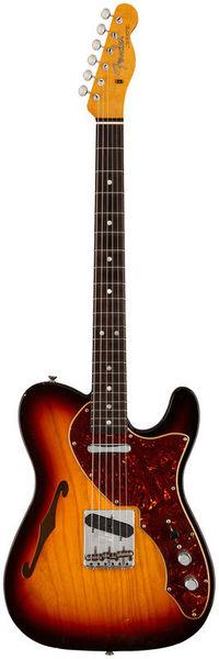 Fender 60s Tele Thinline A3CSB Relic