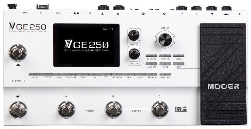 GE 250 Mooer