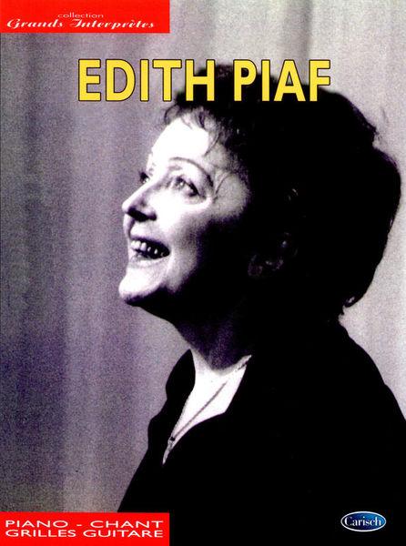 Edition Carisch Edith Piaf Collection Piano