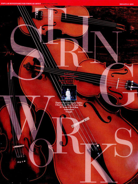 Chester Music Stringworks Broadway Hits