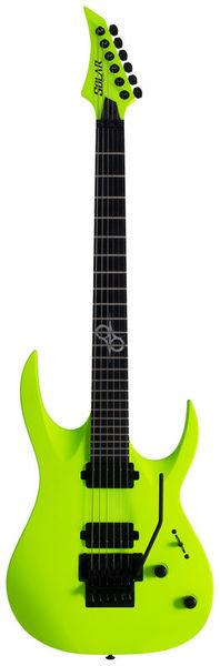 A2.6 FR LN Solar Guitars
