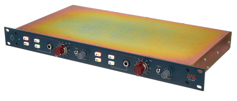 BAE Audio 1073MP Dual Steve Stevens Mod