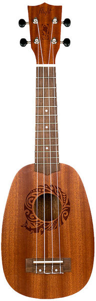 Flight Pineapple Soprano Ukulele