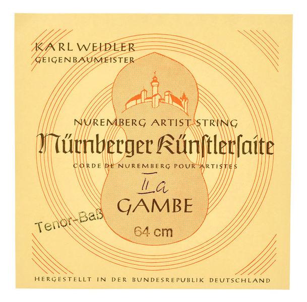 Weidler Tenor Viol A String