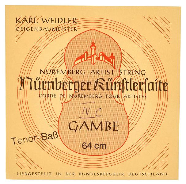 Weidler Tenor Viol C String